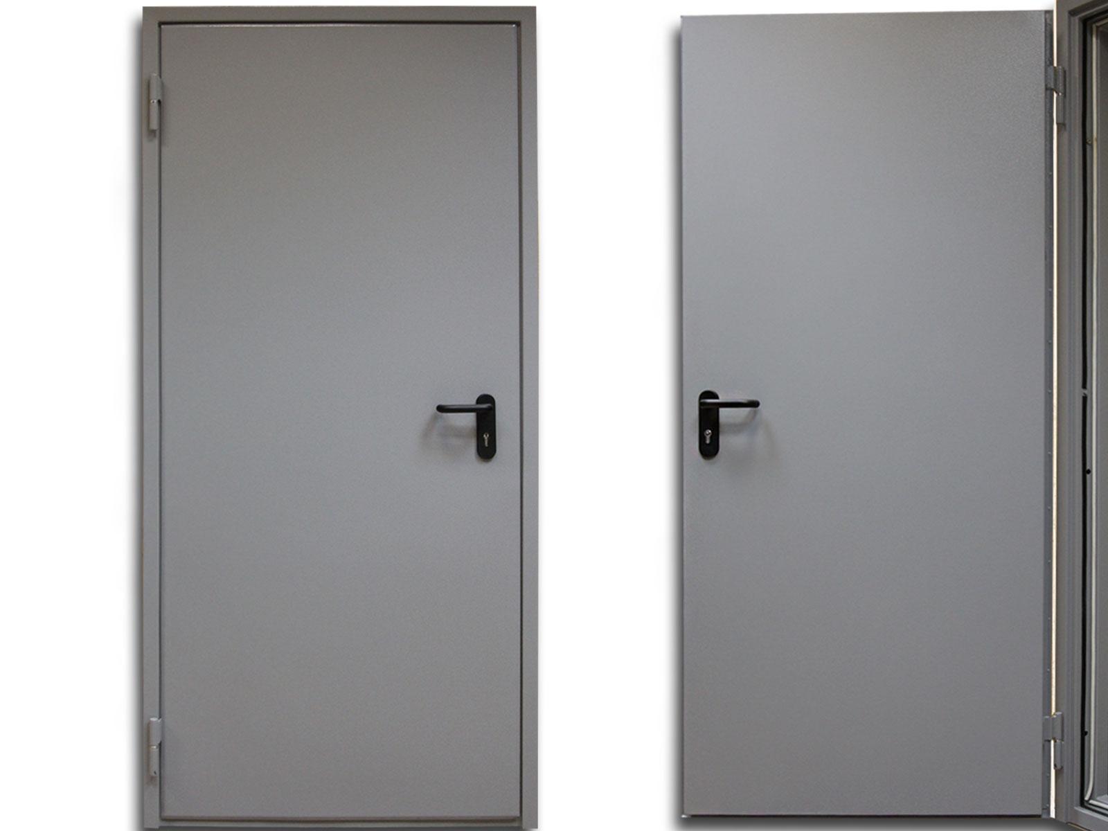Дверь противопожарная ДМП-01-60-(700*2100)
